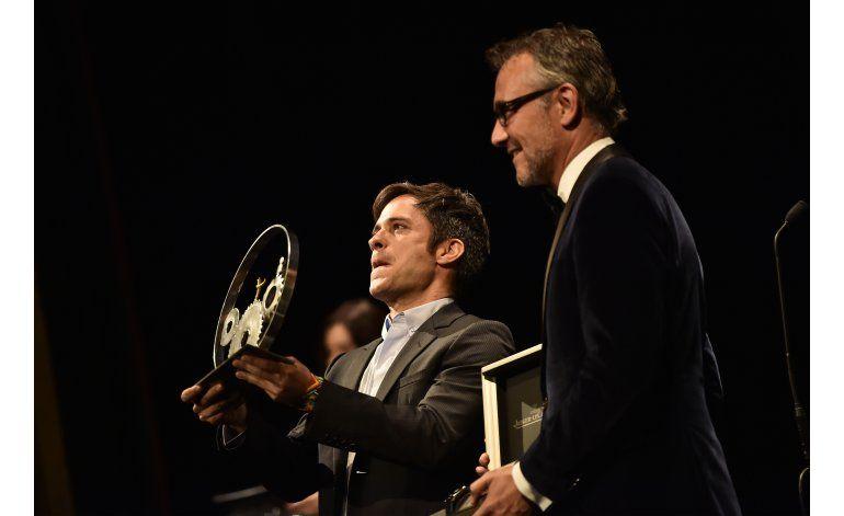 García Bernal pide cooperación en cine de Iberoamérica