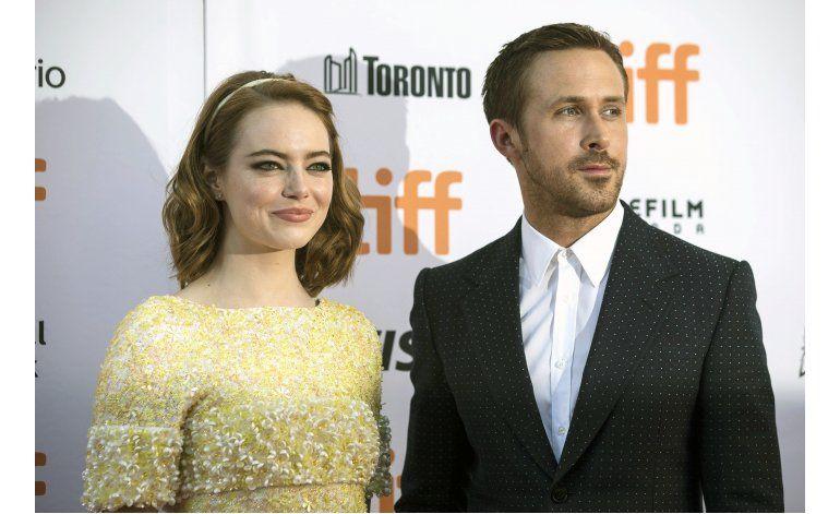La La Land gana el premio principal en Toronto