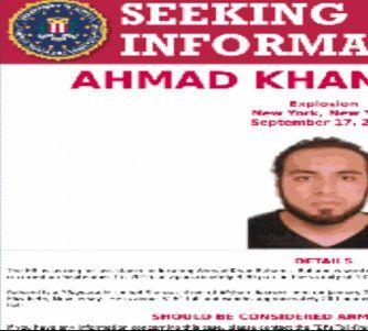 FBI tras la pista de Ahmad Khan Rahami por bombas en NY