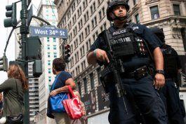 ¿hay una celula terrorista en nueva york y nueva jersey?