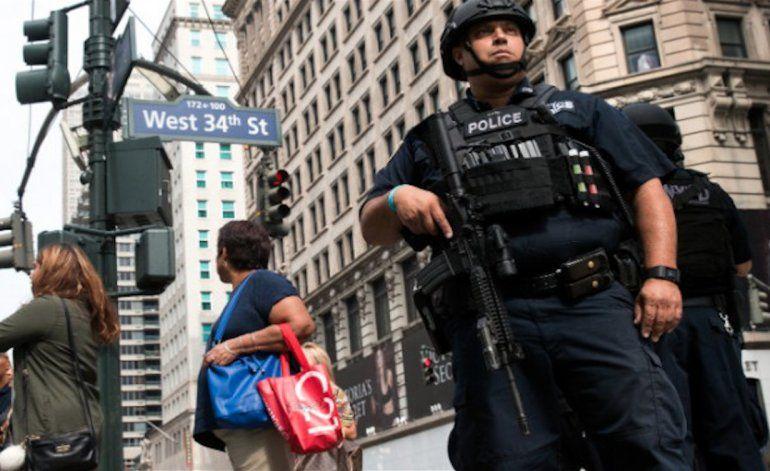 Autoridades investigan posible célula terrorista en Nueva York y Nueva Jersey
