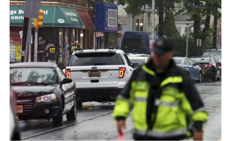 Estalla en New Jersey un artefacto que investigaba el FBI