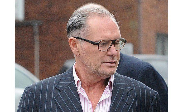 Ex futbolista inglés Gascoigne, culpable de delito racial