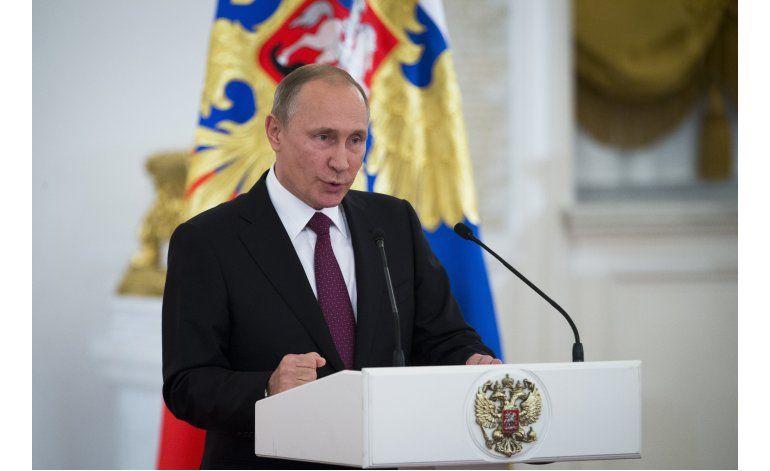 Putin: Datos médicos de atletas revelan hipocresía de AMA