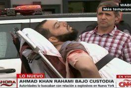 policia de nueva jersey captura a sospechoso de explosion en manhattan