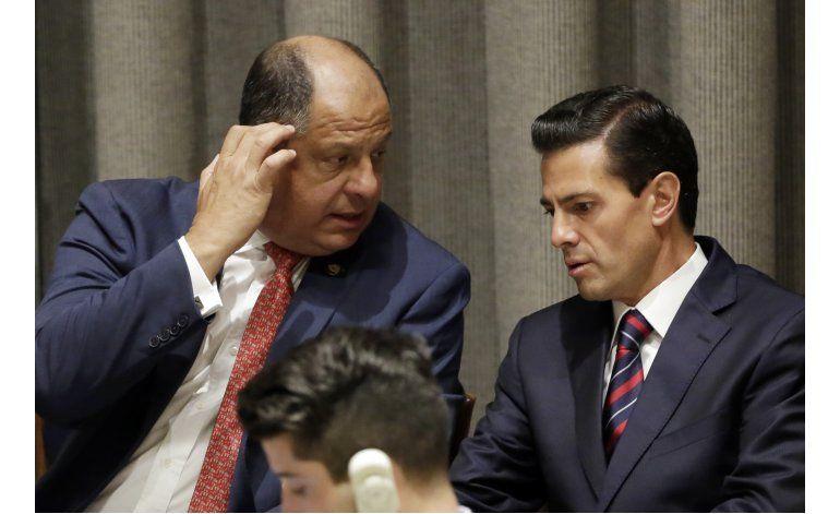 América Latina apoya con reservas documento sobre migración