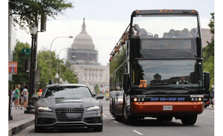 EEUU: Gobierno federal busca regular vehículos autónomos