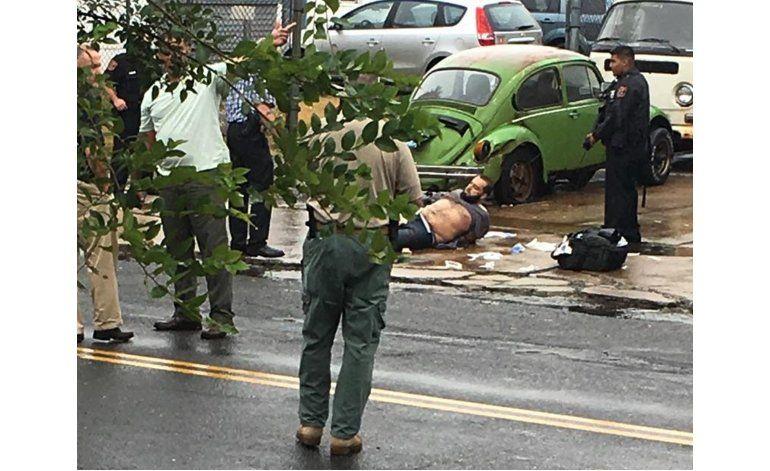 Presentan cargos a sospechoso de atentado en Nueva York