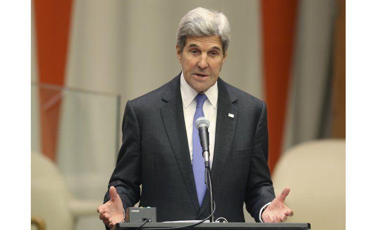 EEUU: Rusia debe dar paso adelante para salvar tregua siria