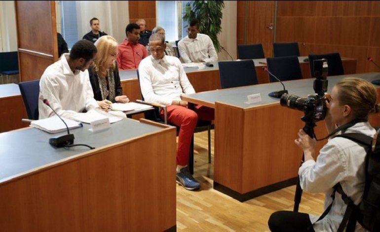 Condenan a prisión en Finlandia a cinco voleibolistas cubanos por violación
