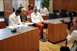 condenan a prision en finlandia a cinco voleibolistas cubanos por violacion