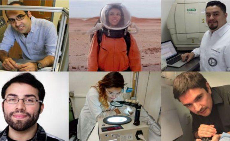 6 jóvenes latinoamericanos que quieren revolucionar la ciencia y la medicina con sus inventos