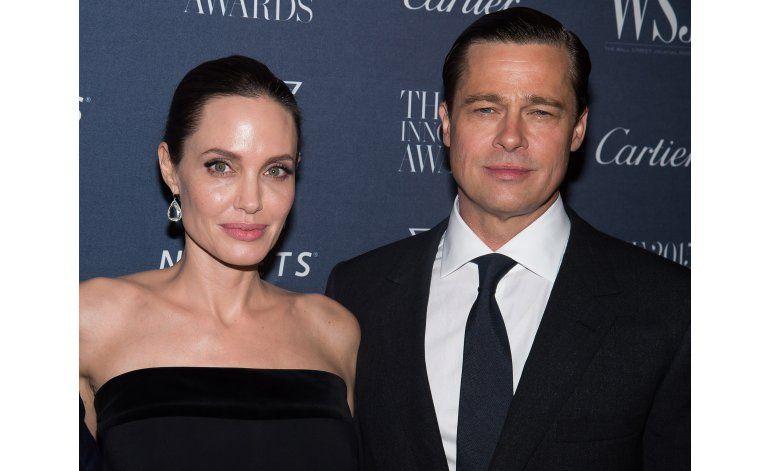 Jolie solicita divorcio de Pitt por la salud de la familia