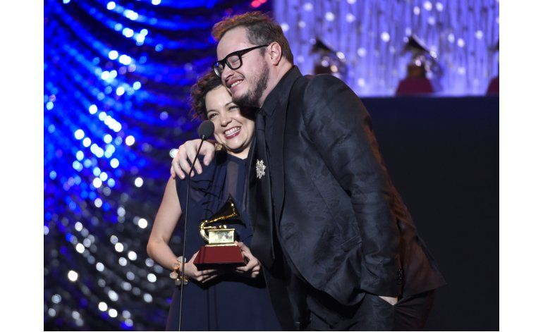 Sin Bandera se prepara para celebrar los Latin Grammy
