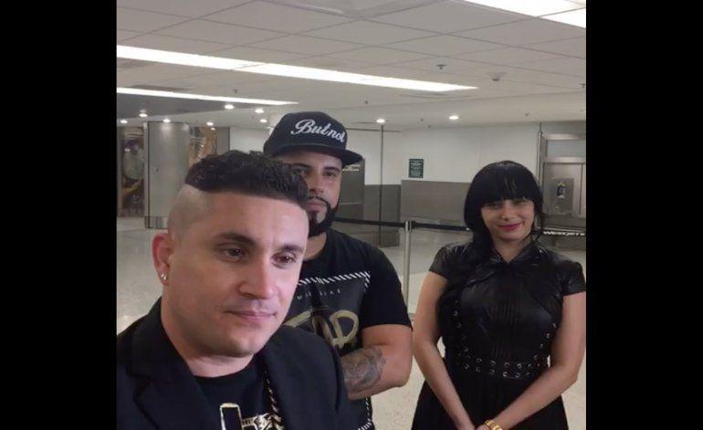 Osmani García se queda en Miami