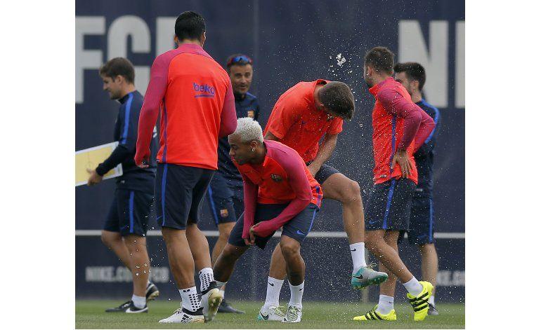 Hasta los técnicos rivales defienden a Neymar ante críticas