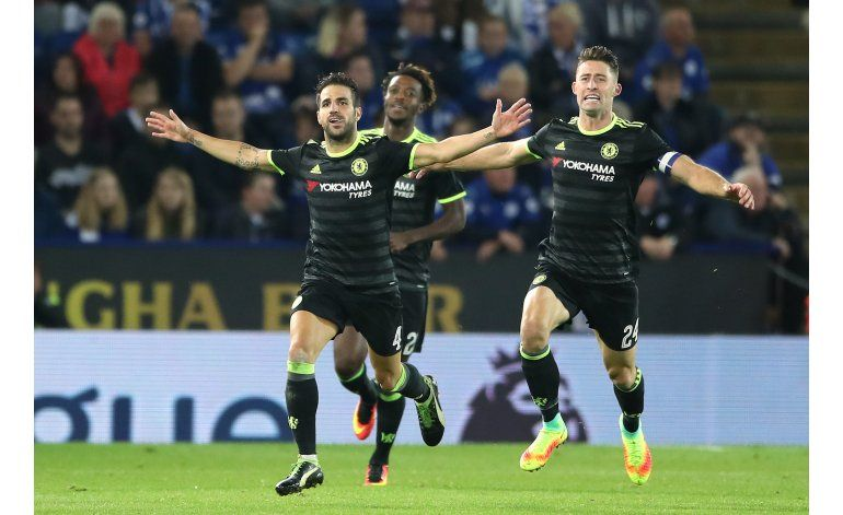 Chelsea y Liverpool siguen adelante en Copa de la Liga