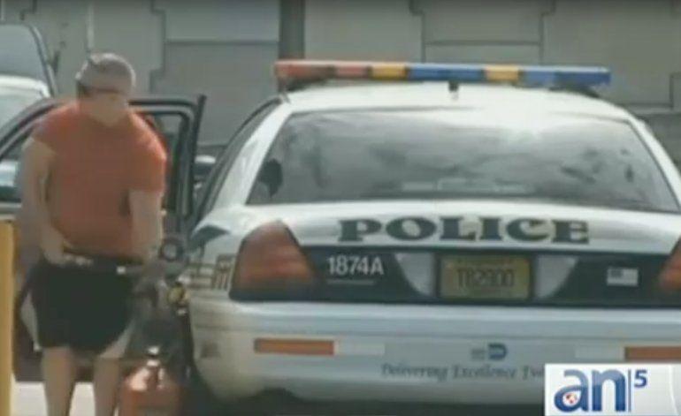 Sargento de la policía de Miami – Dade se declara inocente de robo de gasolina