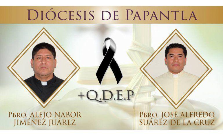 Identifican a sospechoso en caso de sacerdotes asesinados