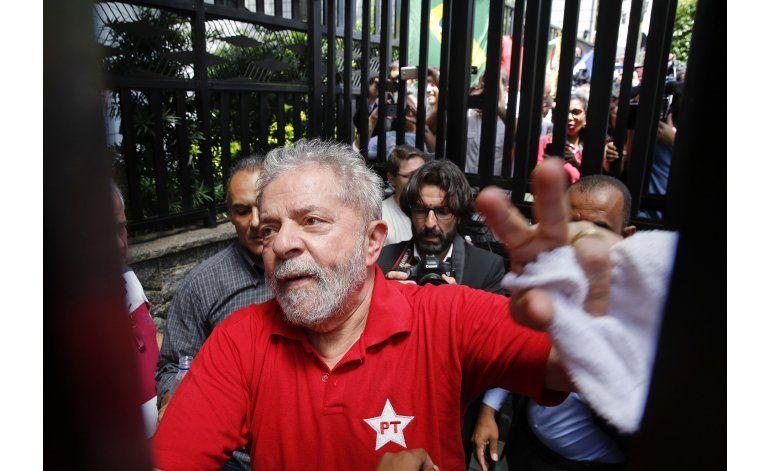 Juez: Lula será juzgado por lavado de dinero y corrupción