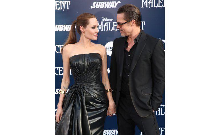 Es mucho lo que está en juego con divorcio de Jolie y Pitt