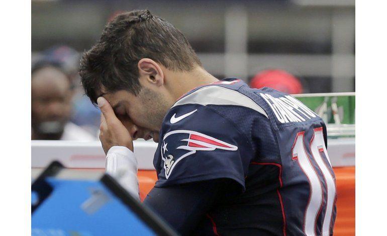 Belichick no da pistas sobre el QB de los Patriots