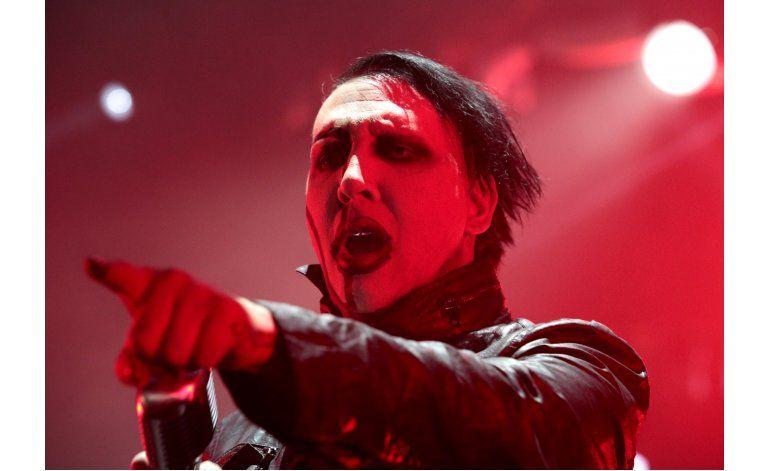 Marilyn Manson no votará en las elecciones presidenciales