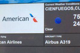 american airlines acepta las reglas de cuba y genera malestar