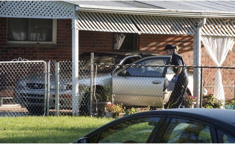 Asesinan a 4 personas en casa de Detroit; 2 niños