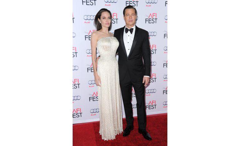 Películas enmarcan romance de Angelina Jolie y Brad Pitt