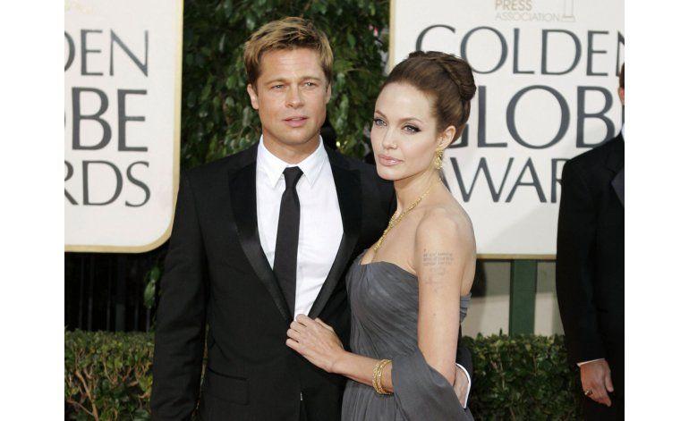 Como Brangelina, Pitt y Jolie elevaron sus imágenes públicas