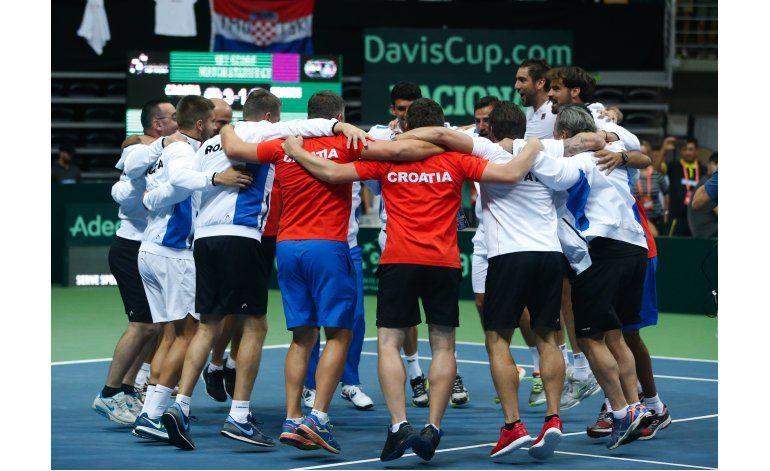 El tenis analiza sedes neutrales para finales de copas