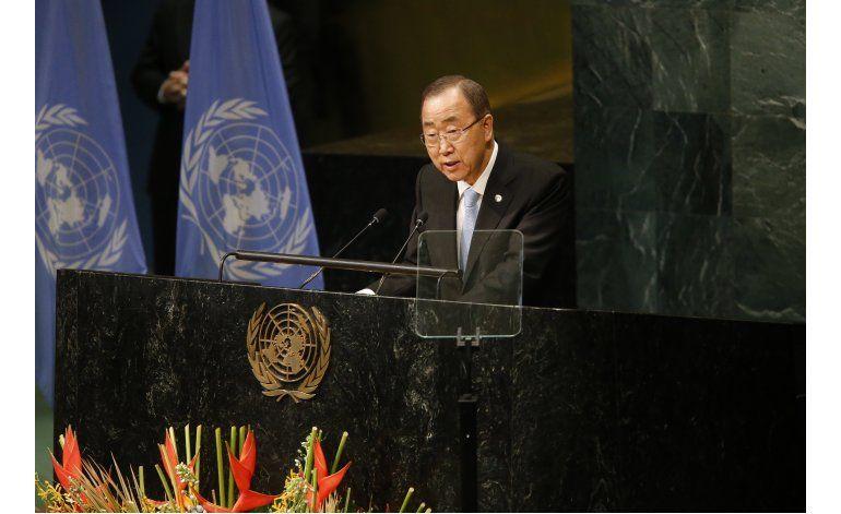 ONU adopta declaración sobre la resistencia a antibióticos