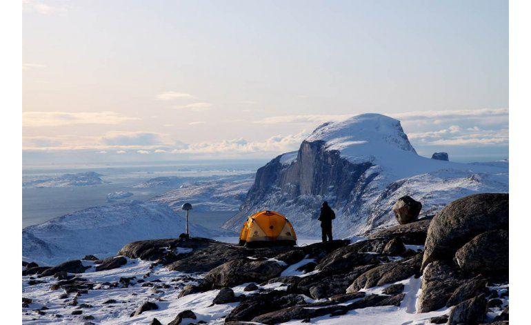 Groenlandia pierde 18.000 millones de toneladas de hielo