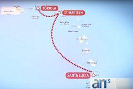 cubanos prueban nuevas rutas para llegar a estados unidos