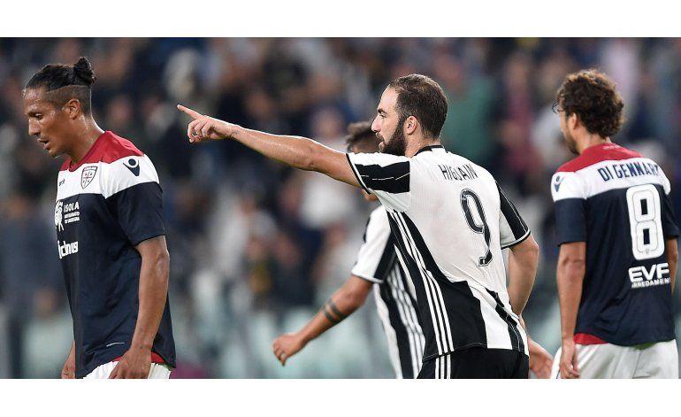 Totti brilla, Juventus reacciona e Icardi vuelve a marcar