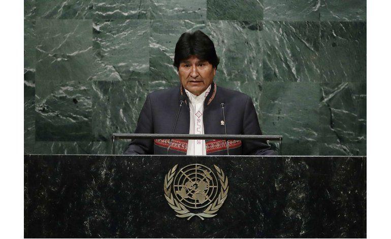 Morales: OEA debe desaparecer si no representa a miembros