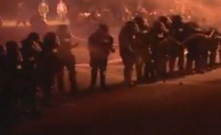 Enfrentamientos en Carolina del Norte por la muerte de un hombre de la raza negra