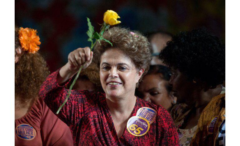 Rousseff: La Constitución de Brasil está siendo violada