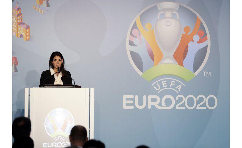Alcaldesa de Roma está feliz por ser sede para la Euro 2020