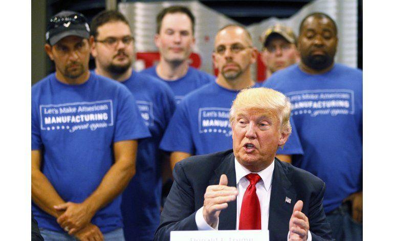 Trump: Drogas tuvieron un papel grande en protestas en NC