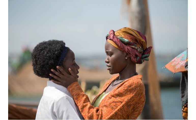 Lupita Nyongo vuelve a exhibir su rostro en pantalla