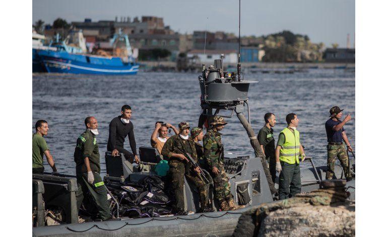 Egipto: Decenas de migrantes se ahogan en naufragio