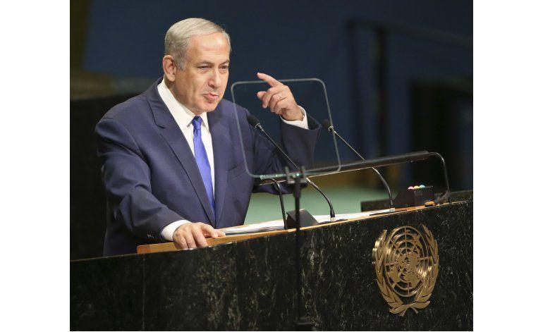 Netanyahu invita a Abbas a hablar ante Parlamento israelí