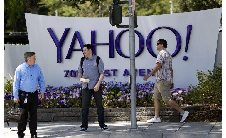 Roban información de 500 millones de cuentas de Yahoo