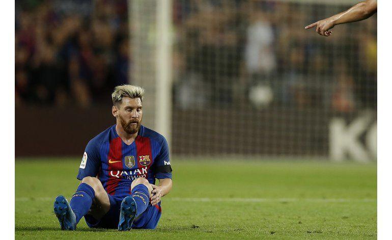 Argentina descarta a Messi para duelos ante Perú y Paraguay