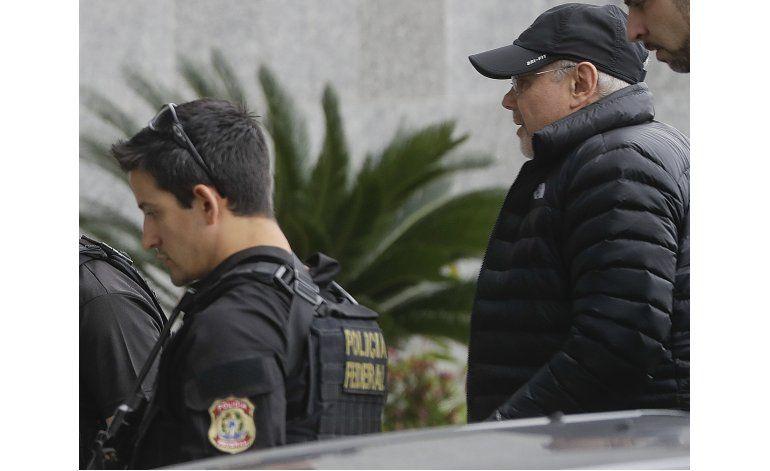 Brasil: Arrestan a ex ministro de finanzas y lo liberan