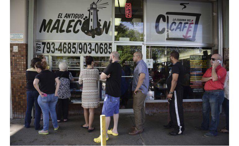 Los puertorriqueños afrontan 2da noche sin electricidad