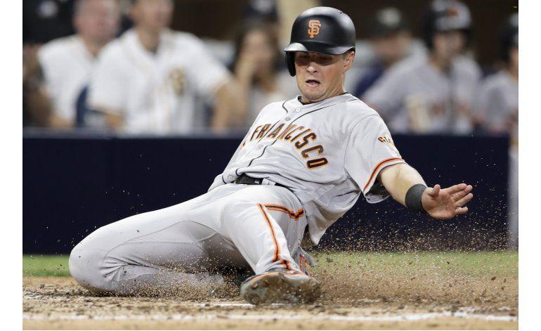 Samardzjia, Gigantes ganan a Padres, mantienen ritmo de Mets