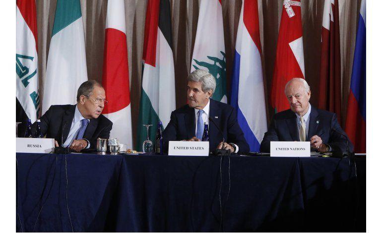 EEUU, Rusia siguen intentando revivir alto el fuego en Siria